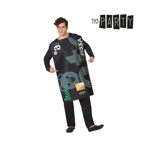 Costume per Adulti Th3 Party 6525 Carta di credito