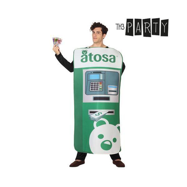 Costume per Adulti Th3 Party 6846 Bancomat