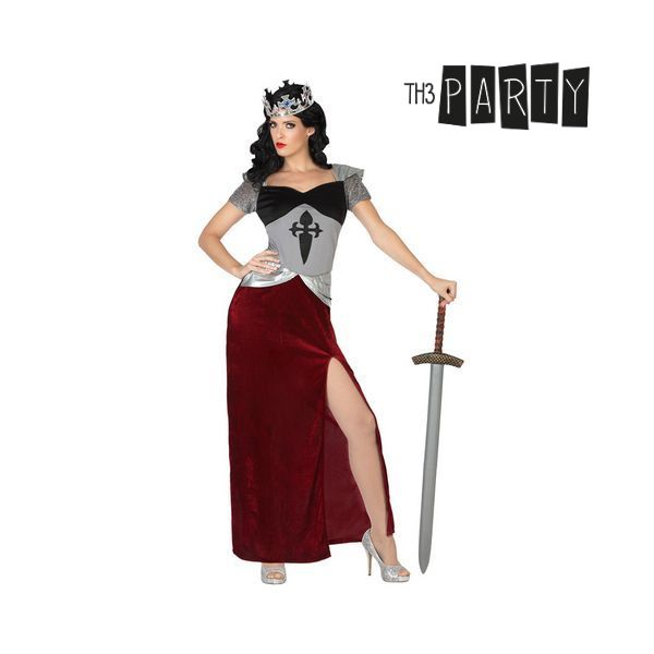 Costume per Adulti Th3 Party 8475 Guerriera medievale