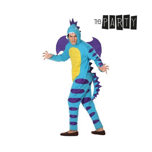 Costume per Adulti Th3 Party 8970 Drago