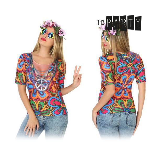 Maglia per adulti Th3 Party 8232 Hippie