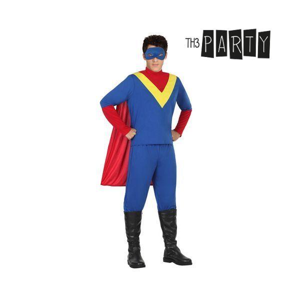 Costume per Adulti Th3 Party 5575 Eroe di fumetti