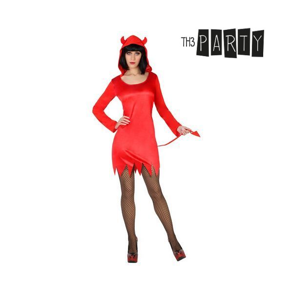 Costume per Adulti Th3 Party 2351 Demonio donna