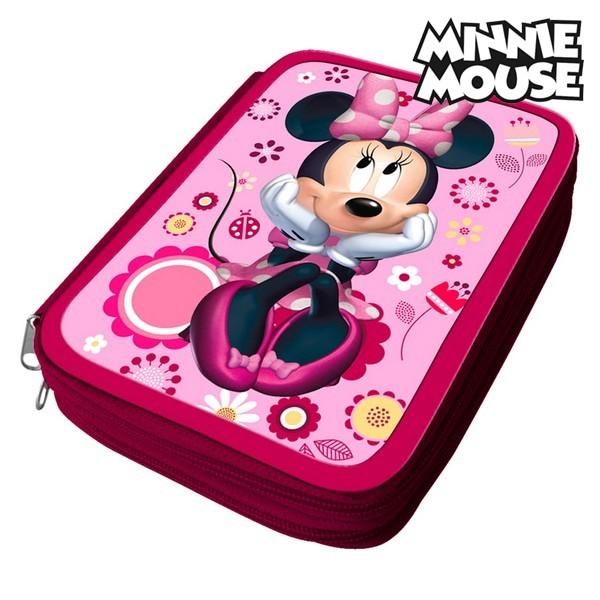 Astuccio Scuola Minnie Mouse 32510 Rosa