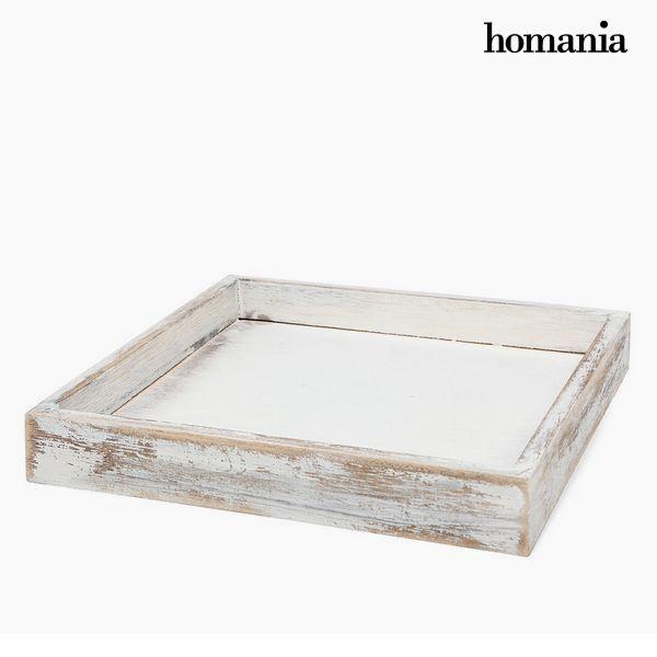 Bandeja Homania 3432 Blanco