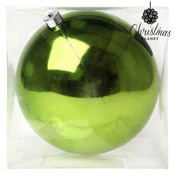 Palla di Natale Christmas Planet 7391 20 cm Verde