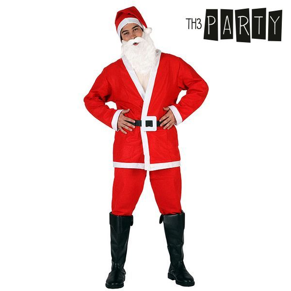 Costume per Adulti Th3 Party 8502 Babbo natale