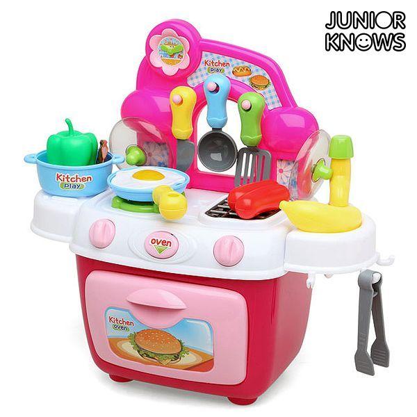 Cocina de Juguete Junior Knows 154