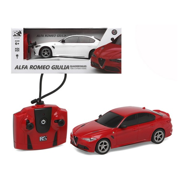 Macchinina Telecomandata Alfa Romeo 75030