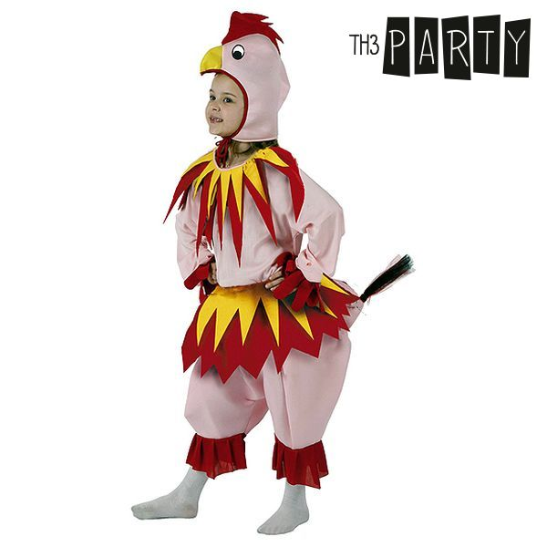 Costume per Bambini Th3 Party 869 Gallina