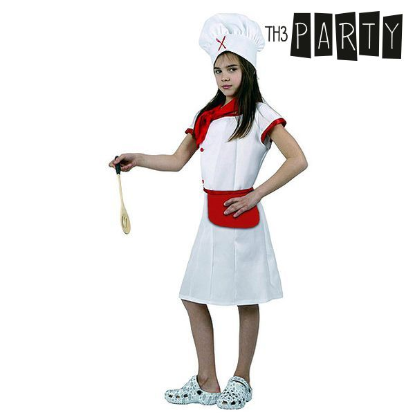 Costume per Bambini Th3 Party 1750 Cuoca
