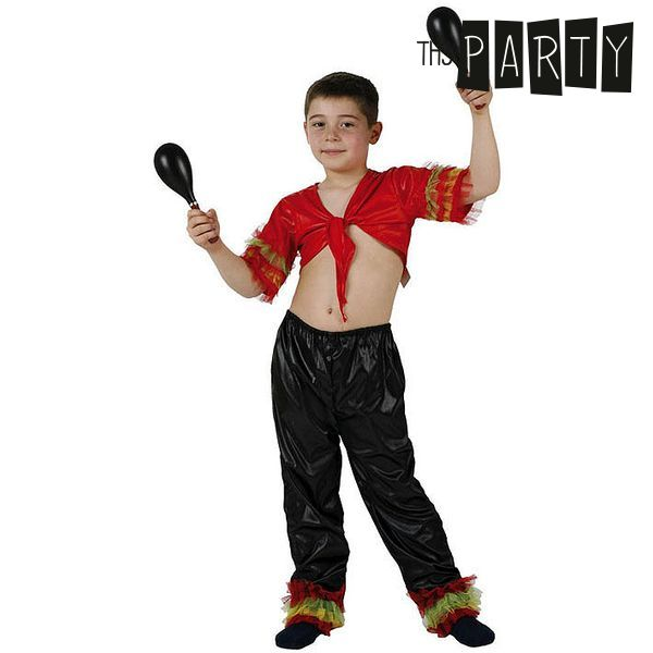 Costume per Bambini Th3 Party 7876 Ballerino di salsa