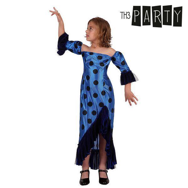 Costume per Bambini Th3 Party 9528 Ballerina di flamenco