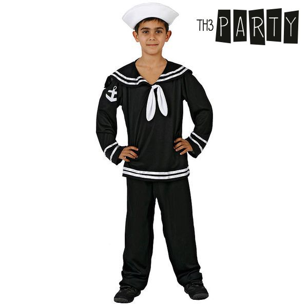 Costume per Bambini Th3 Party 4858 Marinaio