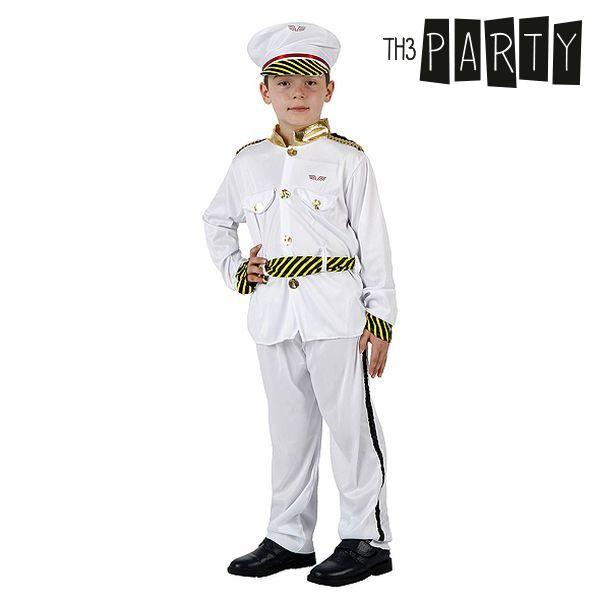 Costume per Bambini Th3 Party 6492 Capitano aviazione