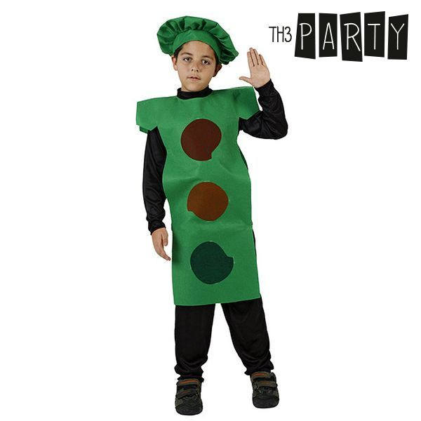 Costume per Bambini Th3 Party 7192 Semaforo
