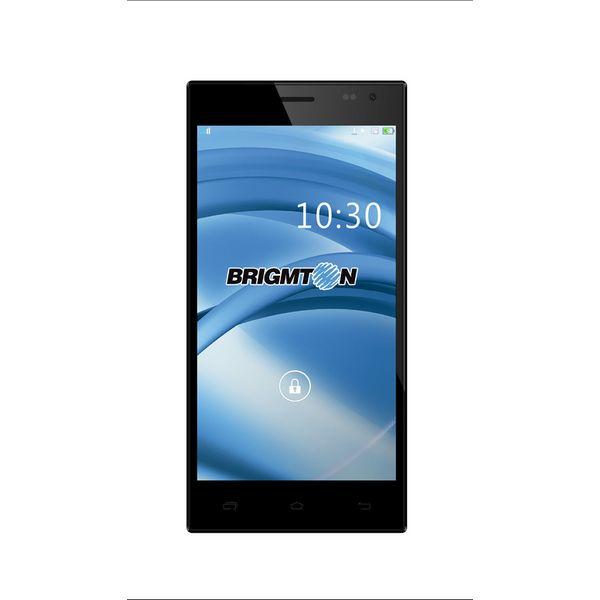 Brigmton BPHONE-550QC-N 8GB Black smartphone