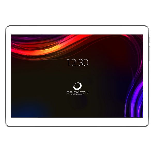 Tablet BRIGMTON BTPC-970QC3G 9.7 3G 16GB Bianco