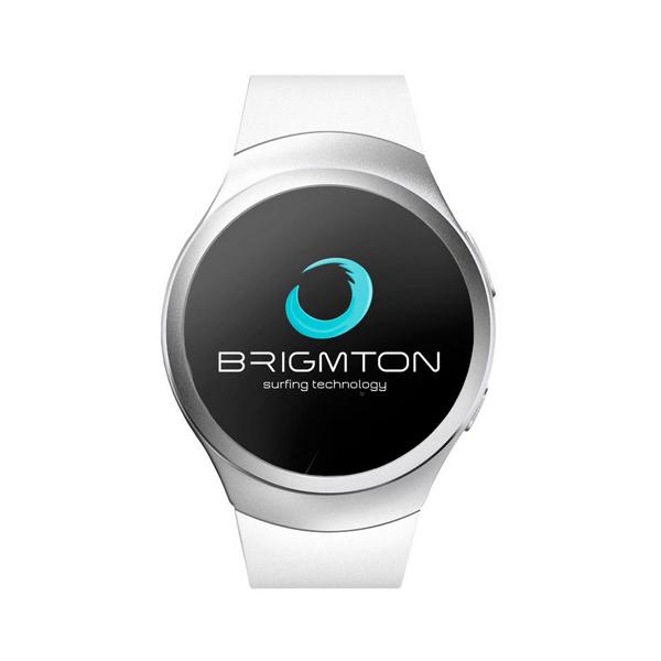 Smartwatch BRIGMTON BWATCH-BT5 1.2 54 g Bianco