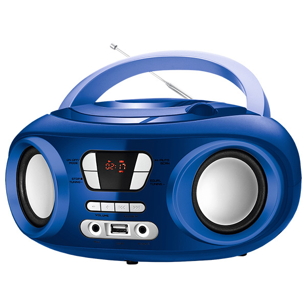 Radio CD Bluetooth MP3 9
