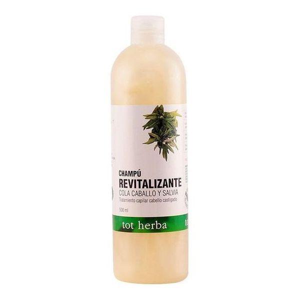 Poživitveni šampon Tot Herba (500 ml)