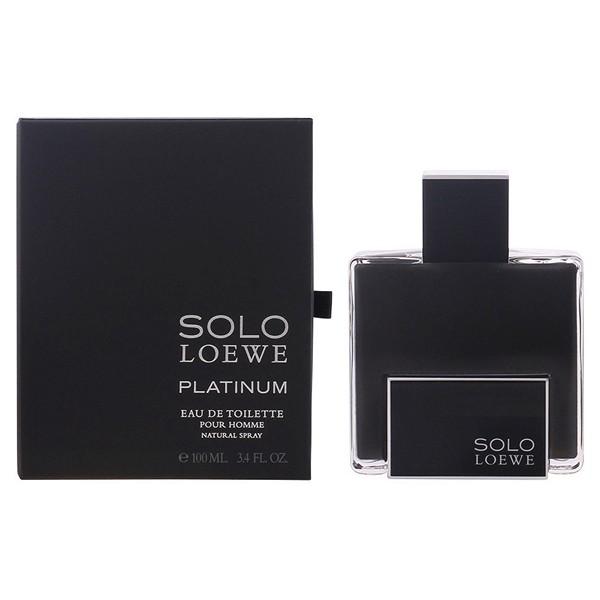 Perfume Hombre Solo Loewe Platinum Loewe EDT