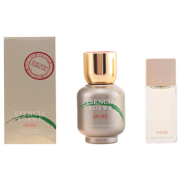 Set de Perfume Hombre Esencia Loewe Sport Loewe (2 pcs)
