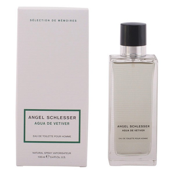 Perfume Hombre Agua De Vetiver Angel Schlesser EDT