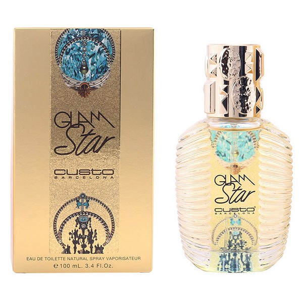 Perfume Mujer Glam Star Custo EDT
