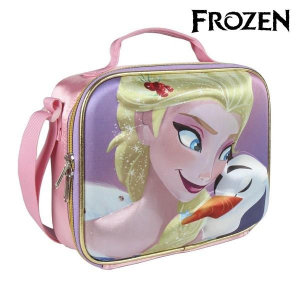 Portamerenda Termico 3D Frozen 8355