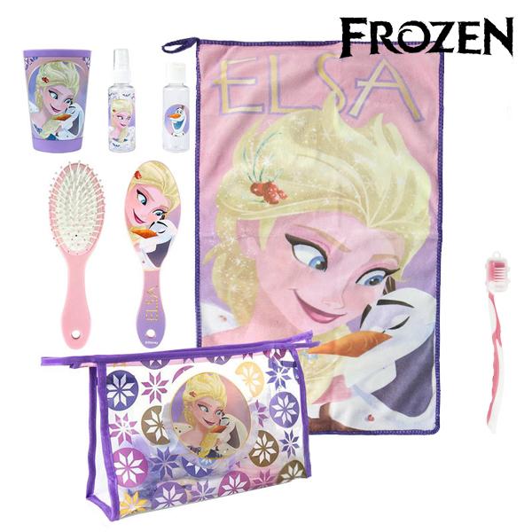 Toaletna torbica z dodatki Frozen 8867 (7 pcs)