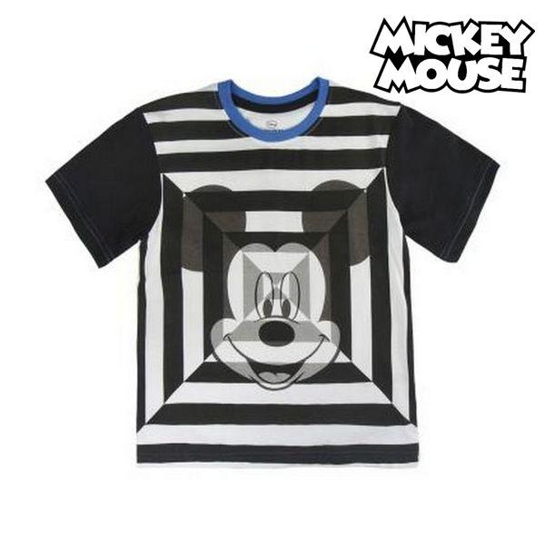 Maglia a Maniche Corte per Bambini Mickey Mouse 6640 (taglia 4 anni)