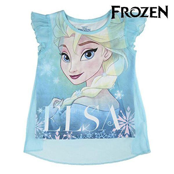 Maglia a Maniche Corte per Bambini Frozen 8781 (taglia 3 anni)