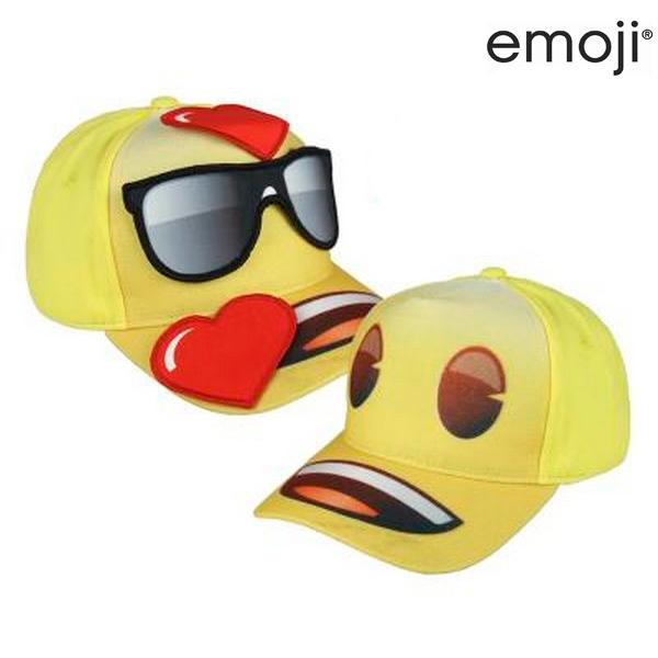 Otroška čepica Emoji 517