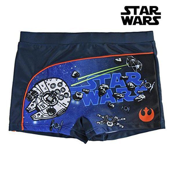 Costume da Bagno Boxer per Bambini Star Wars 661 (taglia 7 anni)