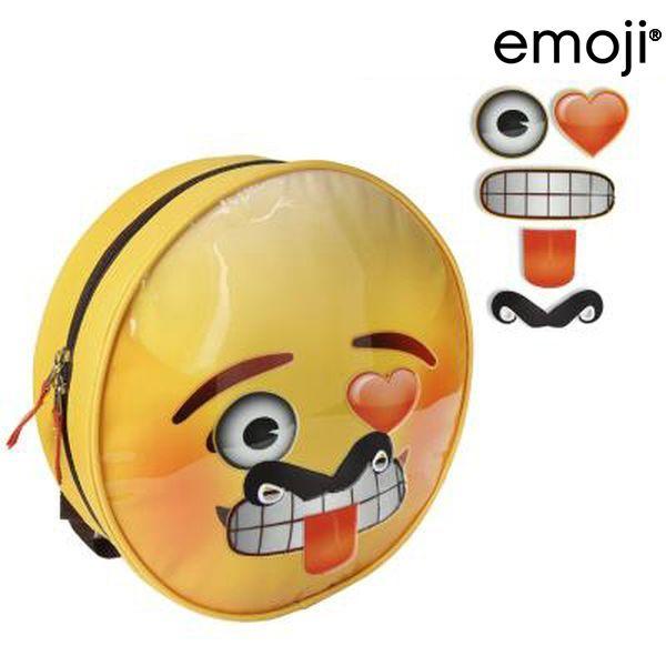 Otroški nahrbtnik za barvanje Emoji 2053