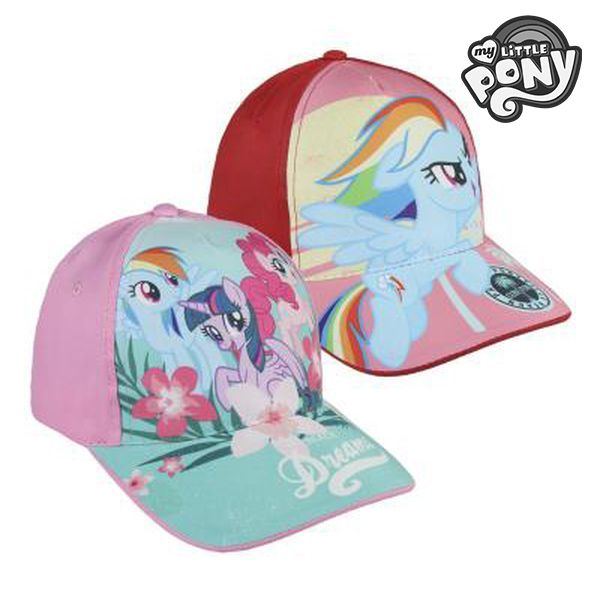 Gorra Infantil My Little Pony 2497 (53 cm) Rojo