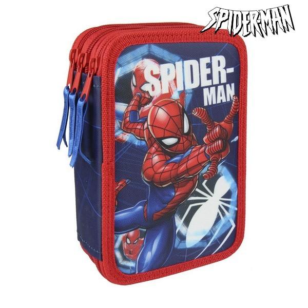 Astuccio Plumier Triplo Spiderman 3561