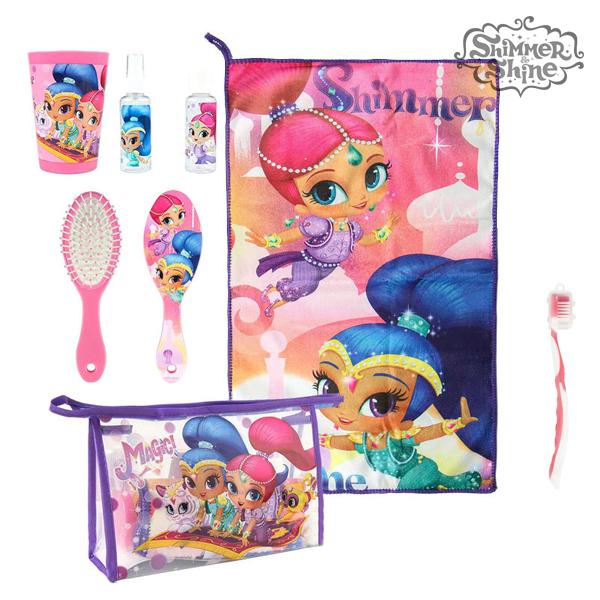 Toaletna torbica z dodatki Shimmer and Shine 3622 (7 pcs)