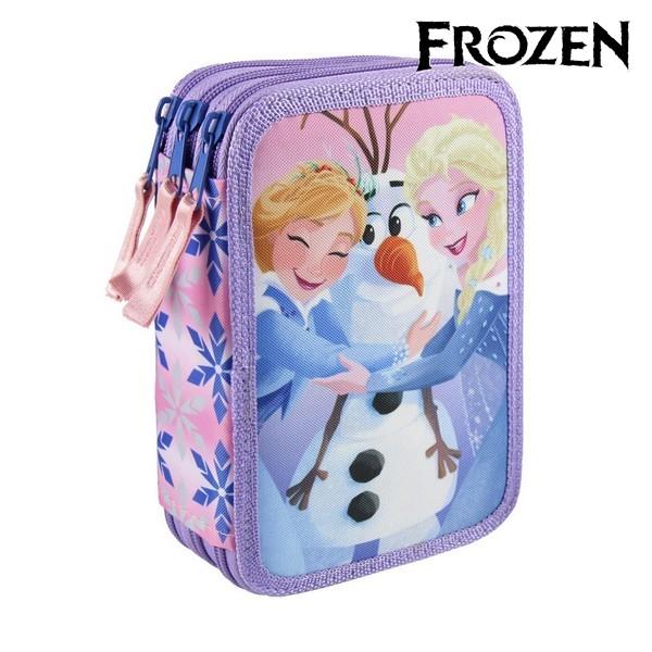 Astuccio Plumier Triplo Frozen 8184