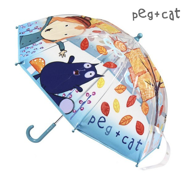 Ombrello a Bolla Peg + Cat 8788 (45 cm)
