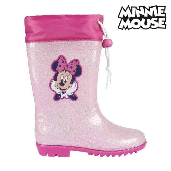 Stivali da pioggia per Bambini Minnie Mouse 2324 (taglia 25)