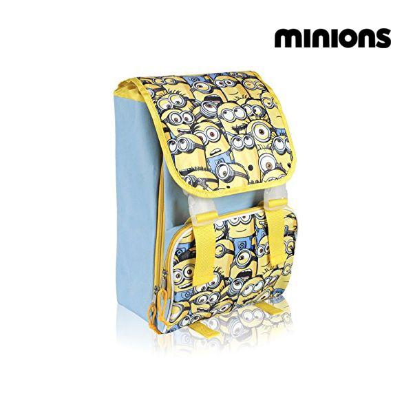 Mochila Escolar Minions 25608