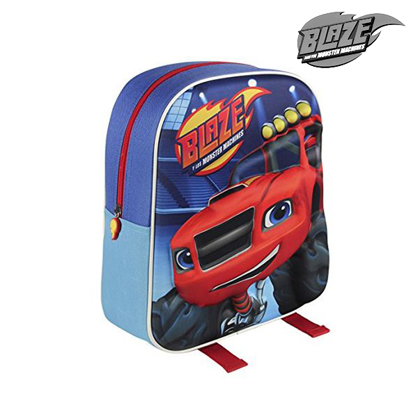 Mochila Escolar 3D Blaze and the Monster Machines 30114