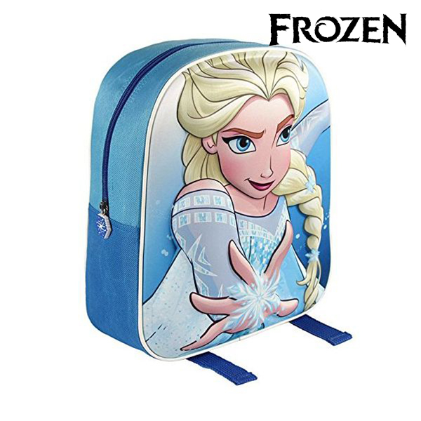 Mochila Escolar 3D Frozen 30183