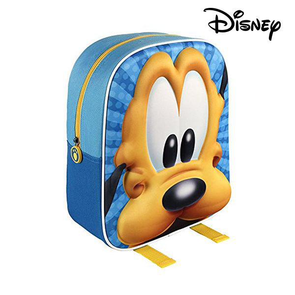 Mochila Escolar 3D Disney 89334