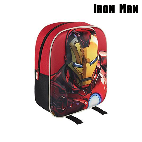 Mochila Escolar 3D The Avengers 90071