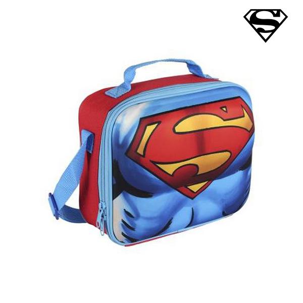 Portameriendas Térmico 3D Superman 90231