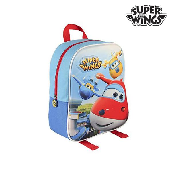 Mochila Escolar 3D Super Wings 14333