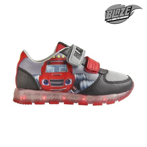 Scarpe Sportive con LED Blaze and the Monster Machines 0970 (taglia 25)